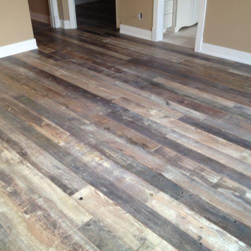 Antique Barn Wood Flooring
