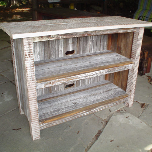 Buffet/Cabinet in Reclaimed Barn Wood