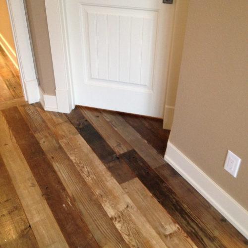 Reclaimed Barn Wood Flooring Mixed Pines