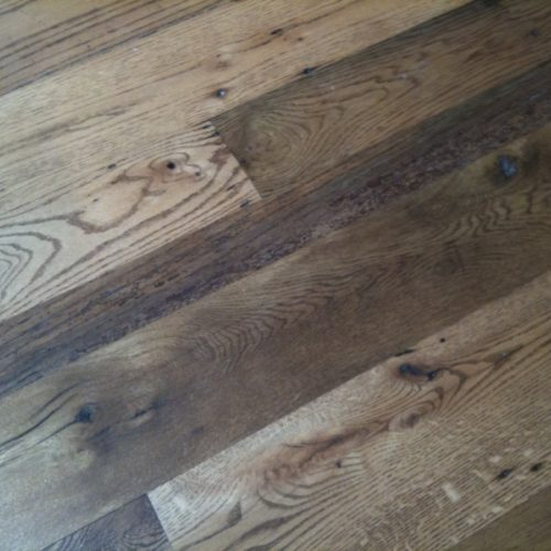 Reclaimed Antique American Oak Flooring