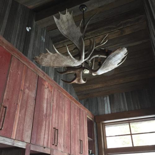 Reclaimed Barn Wood Paneling