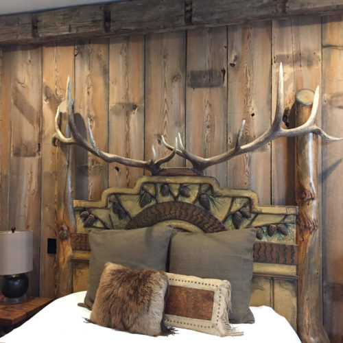 Reclaimed Hand Hewn Barn Beams and Posts