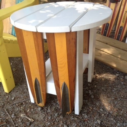 Skirondack Side Table